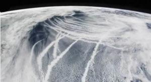 Satelliidilt -Chemtrails