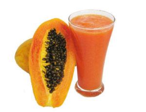 Papaya viljaliha