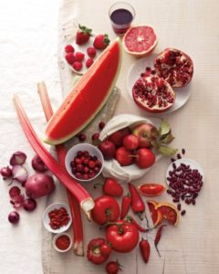 Punased viljad