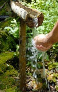Puhta vee allikas. Foto: 123 RF