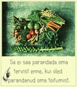 tervislik toit