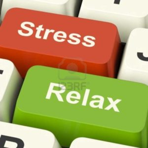 Stress vs lõõgastumine Foto: 123 rtf