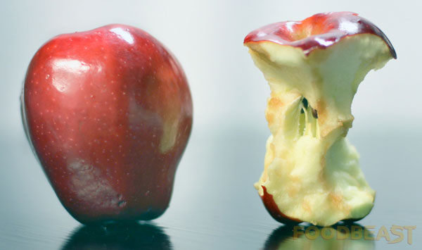 Sööd oma õuna valesti! Foto: Foodbeast