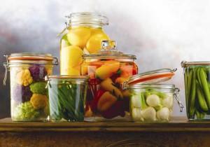 Hapendatud köögiviljad Foto: Go Yachats