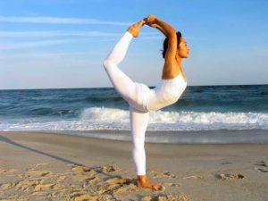 Shiva Foto. Ayurveda Yoga Practice