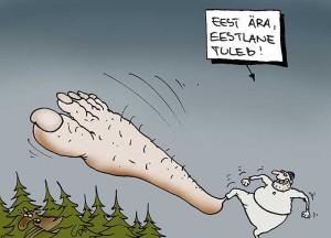 Karikatuur: Urmas Nemvalts