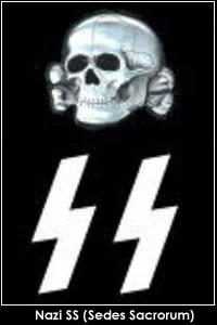 Natzi sümbol: Sedes Sacrorum