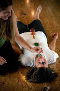 Kristalliteraapia Foto: Mairti Yoga