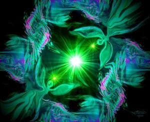 Südametšakra Foto: Nora Astrologer