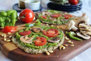 Toorpizza Foto: This Rawsome Vegan Life