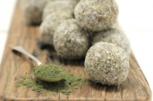 Spirulina proteiinipallid Foto: The Healthy Chef – Teresa