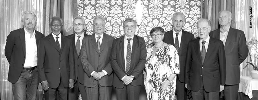 GCDP komisjoni liikmed