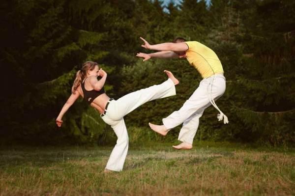 Capoeira Foto: minu tee