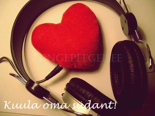 Kuula oma südant!