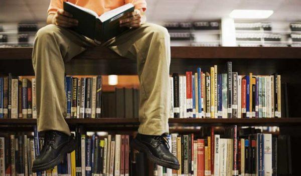 Raamatute lugemine